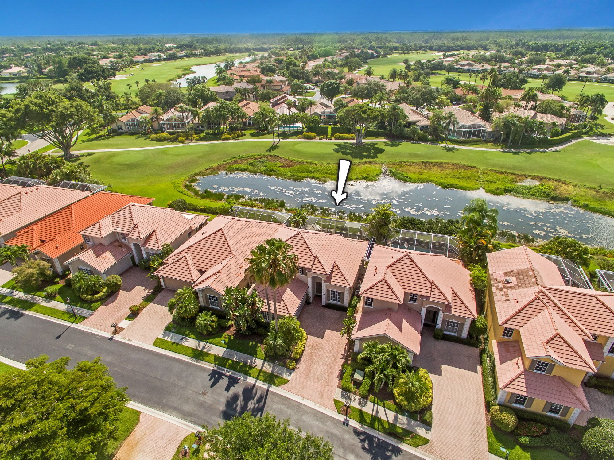 If You Love Golf This Home Is For You Ibis Is The World S Only Private Country Club Community With Three Outstanding N West Palm Beach West Palm Palm Beach