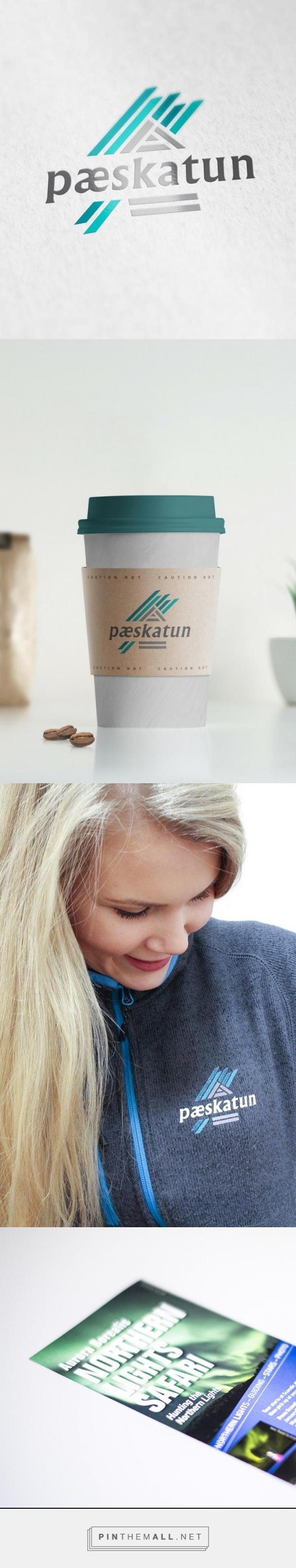 Brand and logo design for Pæskatun.