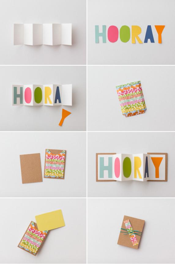 8 Creatieve Manieren Om Een Cadeaubon Te Schenken Cards