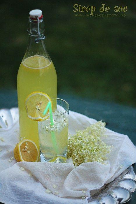 Sirop De Soc Recipe Drinks Alcoholic Drinks Canning Recipes