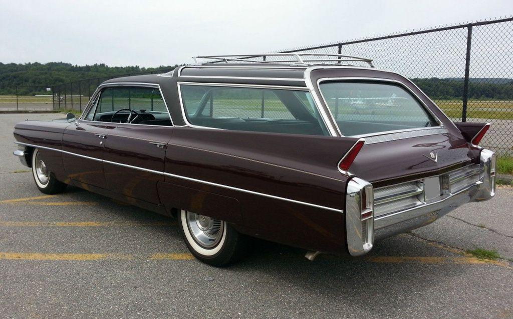1963 Cadillac Vista-Cruiser Station Wagon