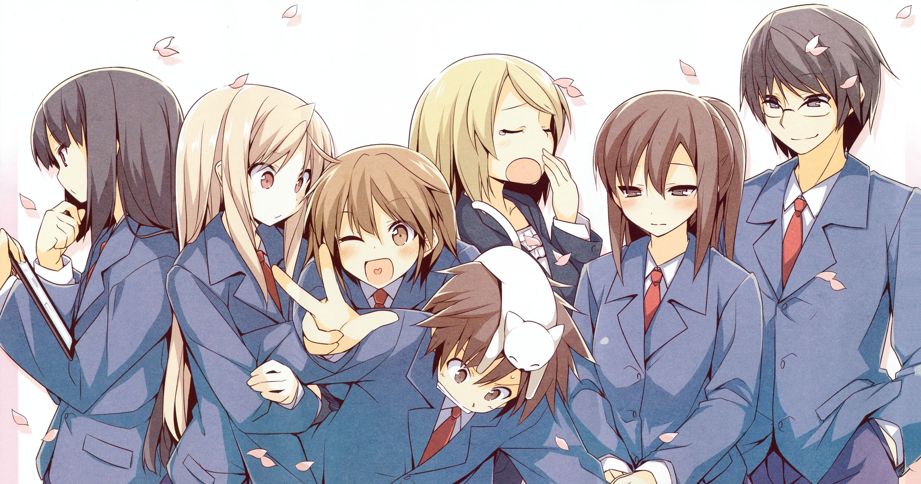 Pin en Sakurasou no Pet na Kanojo