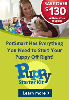 Puppy Checklist Make Sure You Have All The Basics Petsmart Puppy Checklist Petsmart Dog Supplies