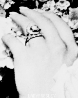 Delicieux Elvis Designed Priscillau0027s Wedding Ring; Purchased From Jeweler Harry  Levitch, The Ring Featured A