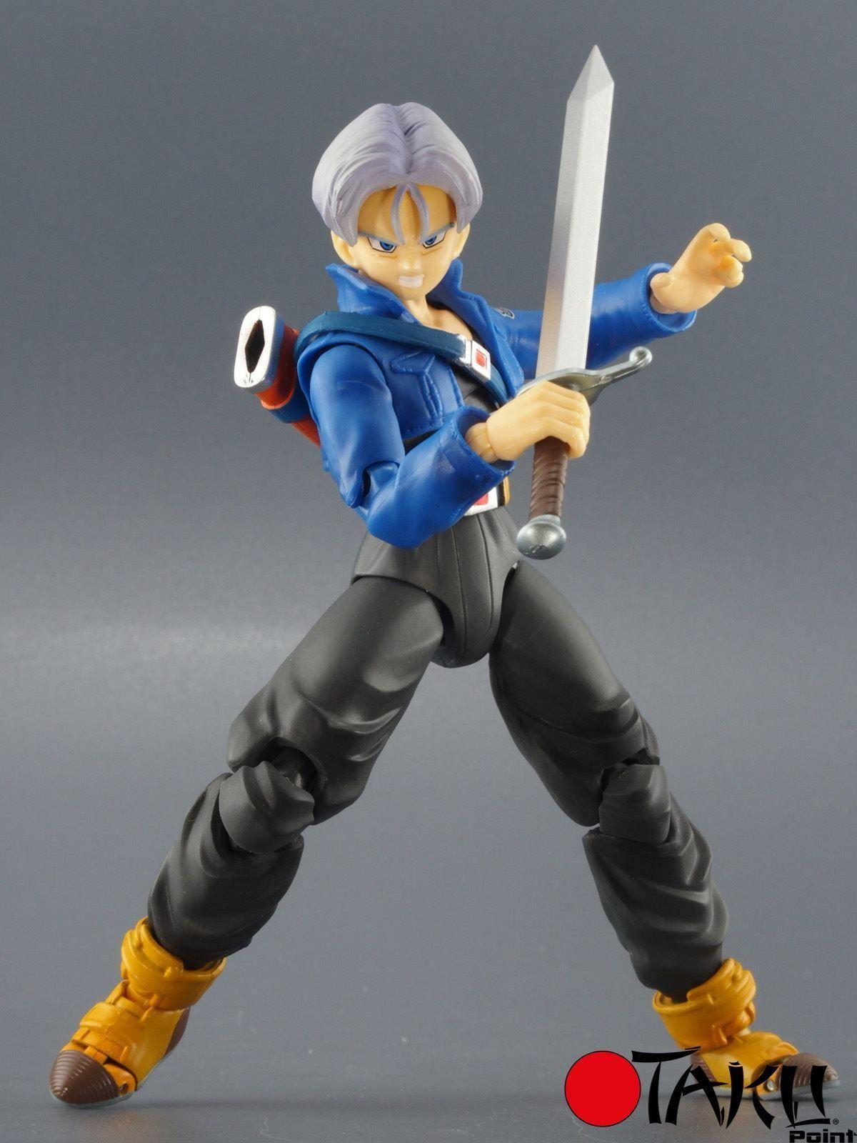 Dragon Ball Z S.H.Figuarts SHF Trunks Premium Color Edition Bandai Tamashii Web