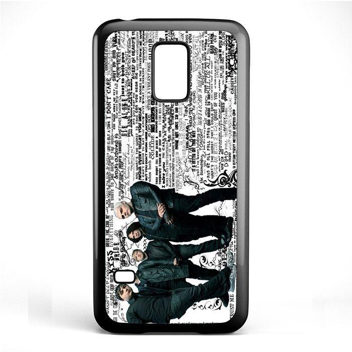 My Chemical Romance TATUM-7534 Samsung Phonecase Cover Samsung Galaxy S3 Mini Galaxy S4 Mini Galaxy S5 Mini