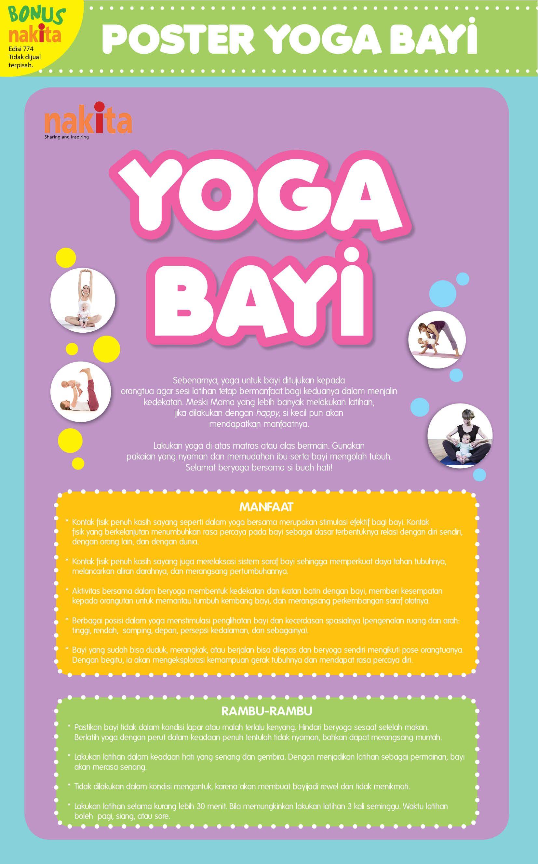 Yoga with Baby Benefit - tabloid nakita