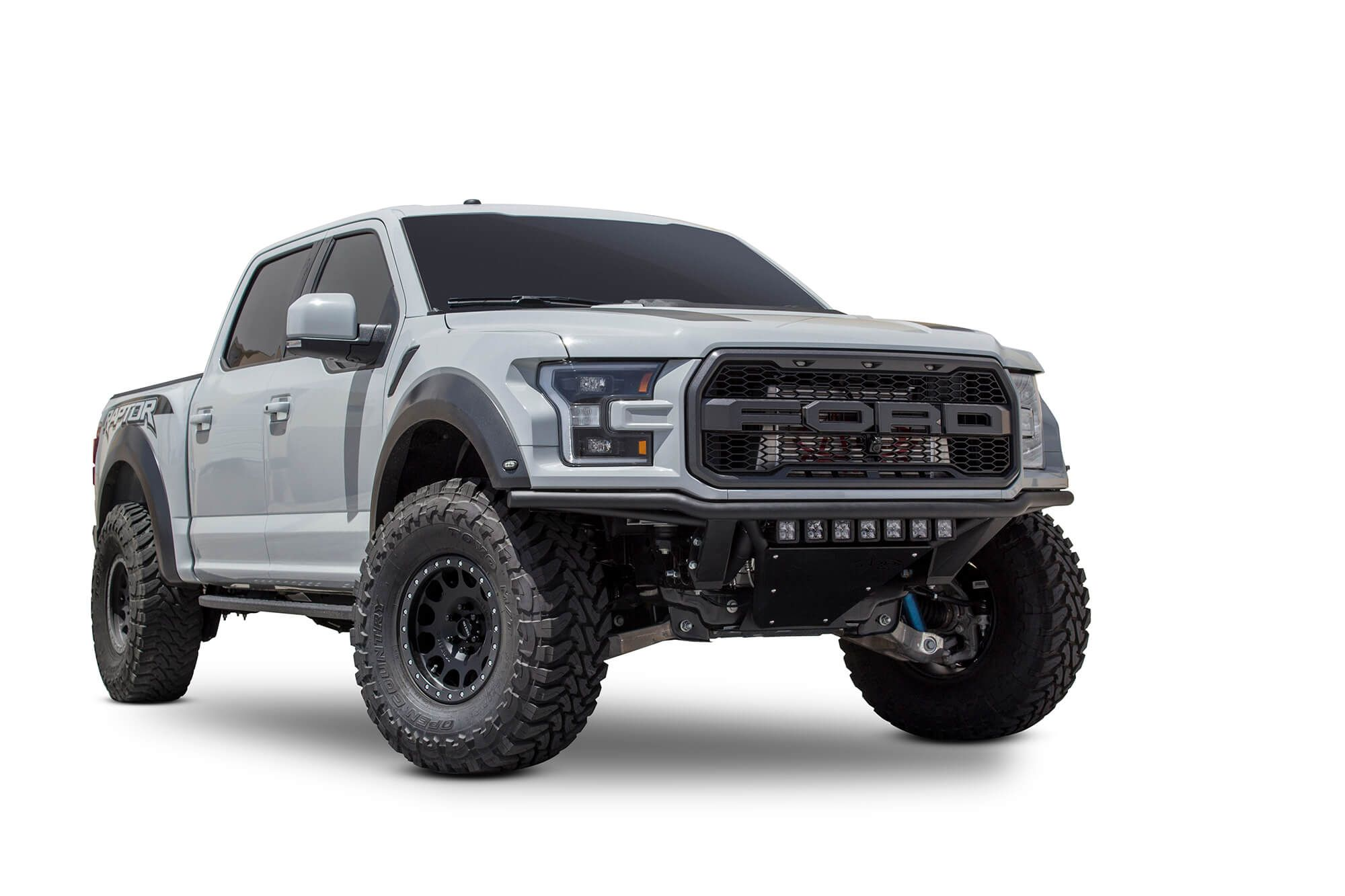 Buy 2017 2018 ford raptor add pro front bumper with free shipping