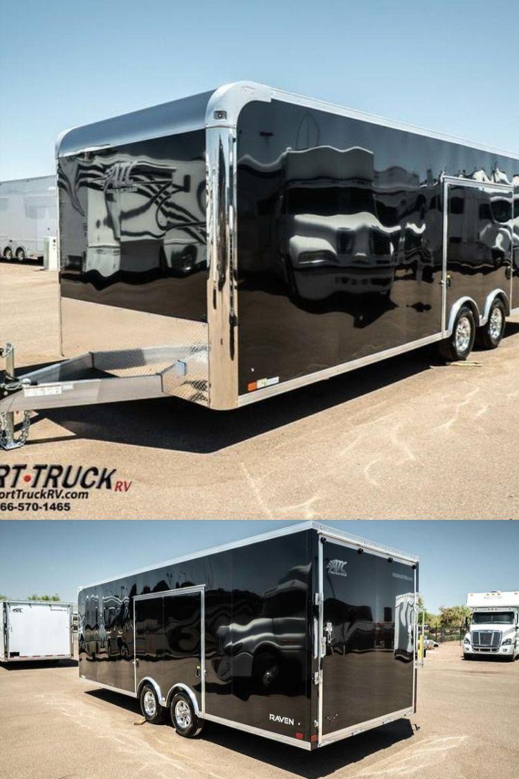 2019 ATC Trailers 24' CHP 22,688 Enclosed car trailer