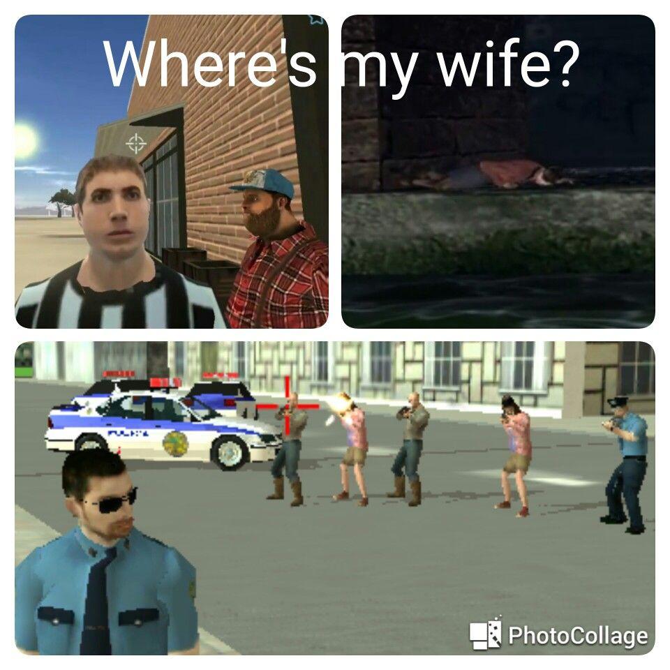 Where's my wife? ทุกอย่าง