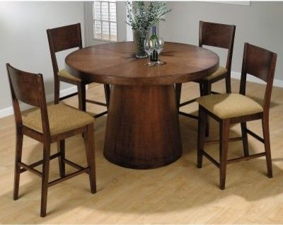 Tribeca Home Counter Height Dining Modern Tables Jofran Madelyn Table And 4
