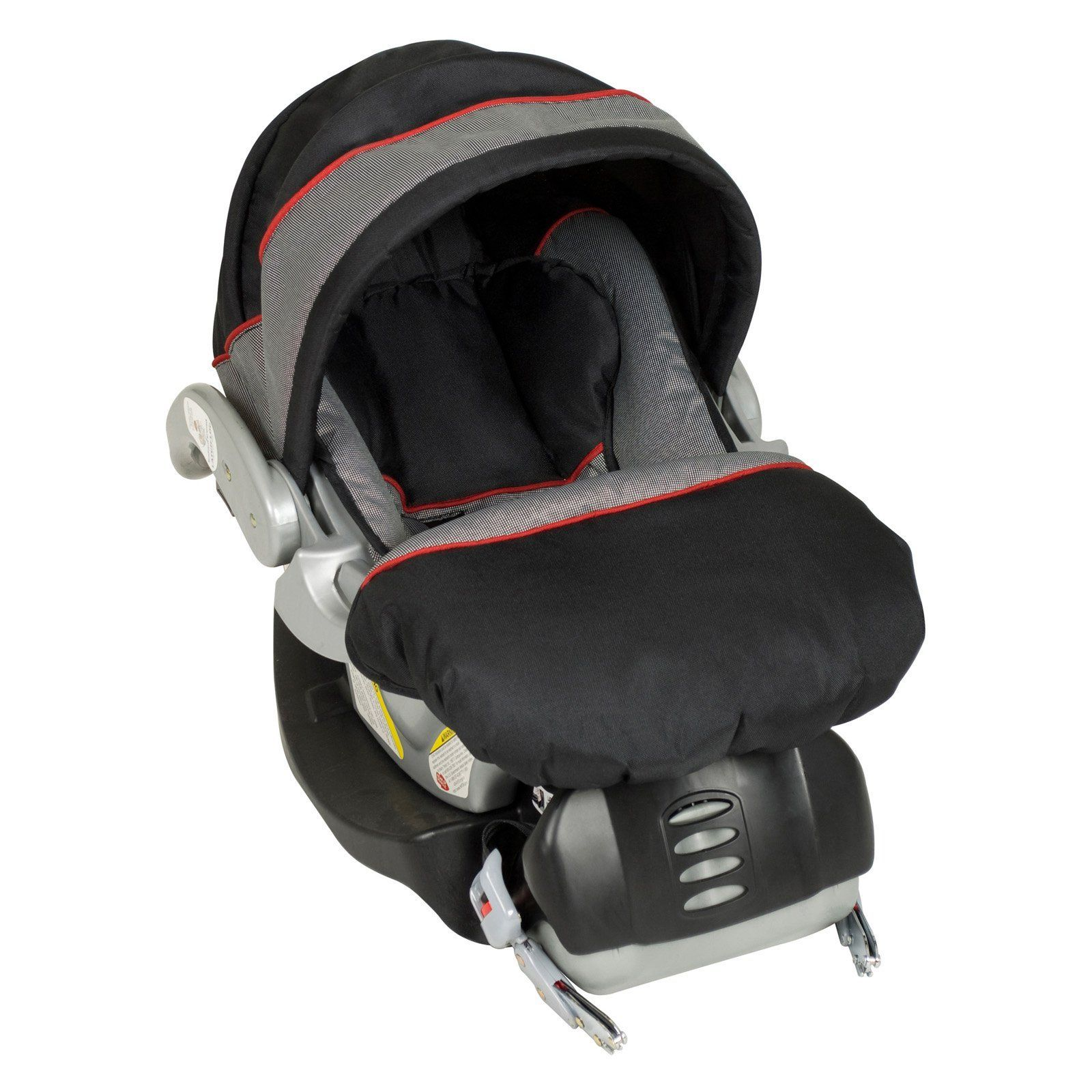 Baby Trend Travel Infant Baby Car Seat Black Belt Strap Harness Vehicle latch.