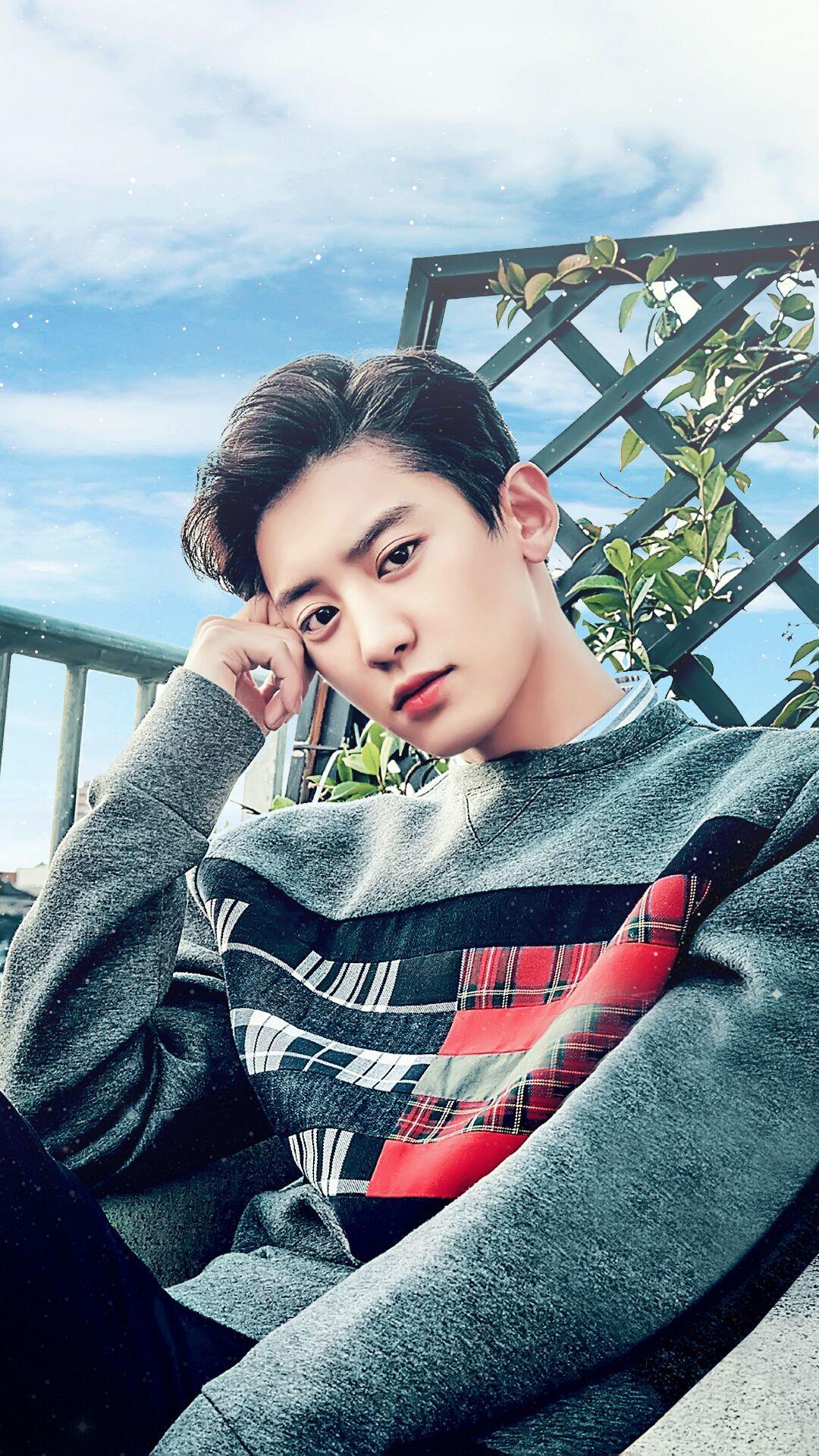Kpop Wallpaper Park Chanyeol Chanyeol Exo