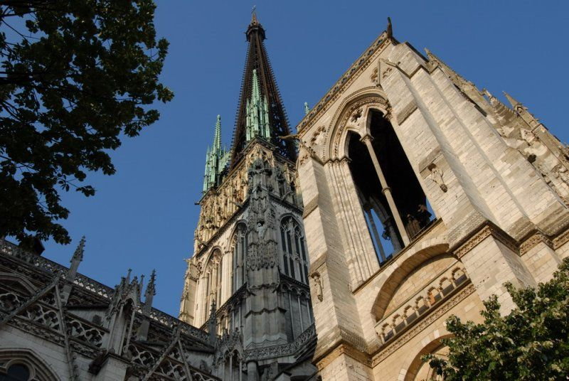 Rouen Cathedral,Rouen France