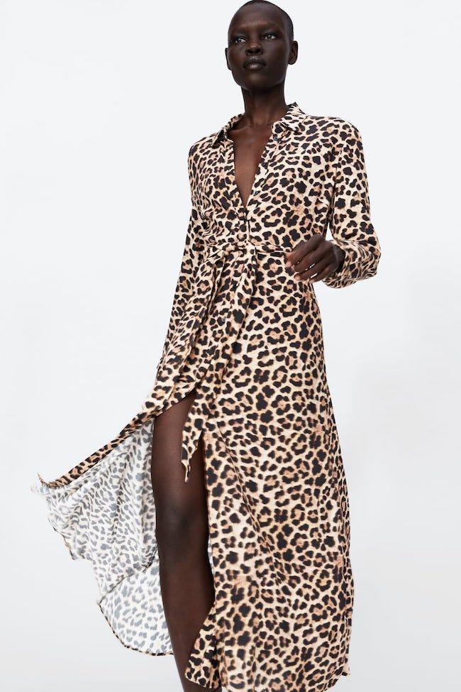49d0c739e 54 looks de animal print que debes de comprar esta temporada en Zara ...