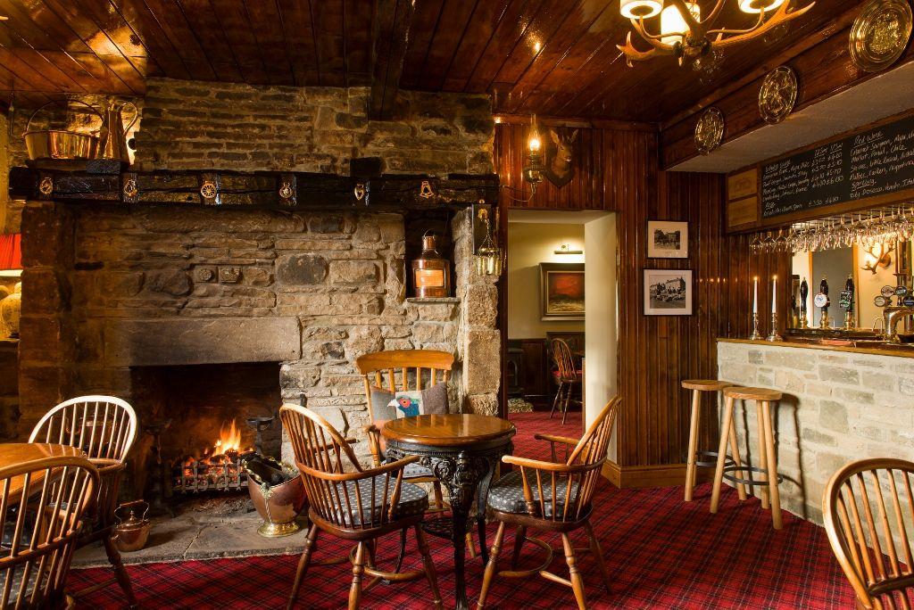Pub with rooms. Durham. UK breaks. The Bar Pub interior
