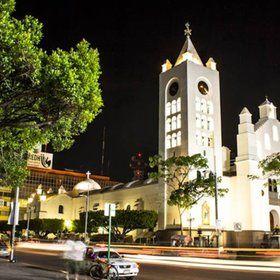 Tuxtla Gutierrez, capital del bello estado de Chiapas, en México, esta es su catedral, dedicada a San Marcos