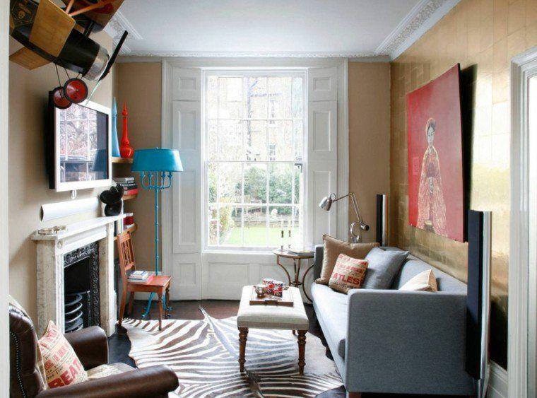 Idee Deco Petit Salon Design Objets Also De Elegant Et Pratique Rh In  Pinterest
