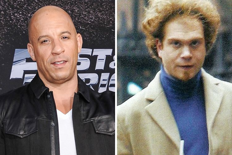 Vin Diesel and twin br...