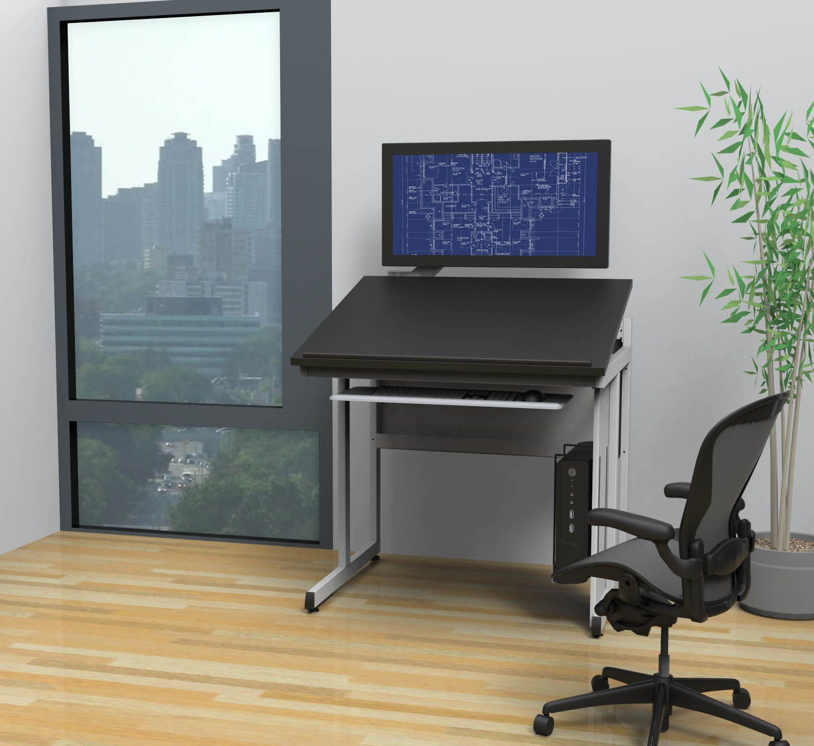 Cad drafting table an ideal solution for learning for Office design manual