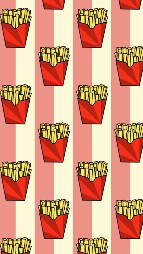 Wallpaper papas fritas y mas
