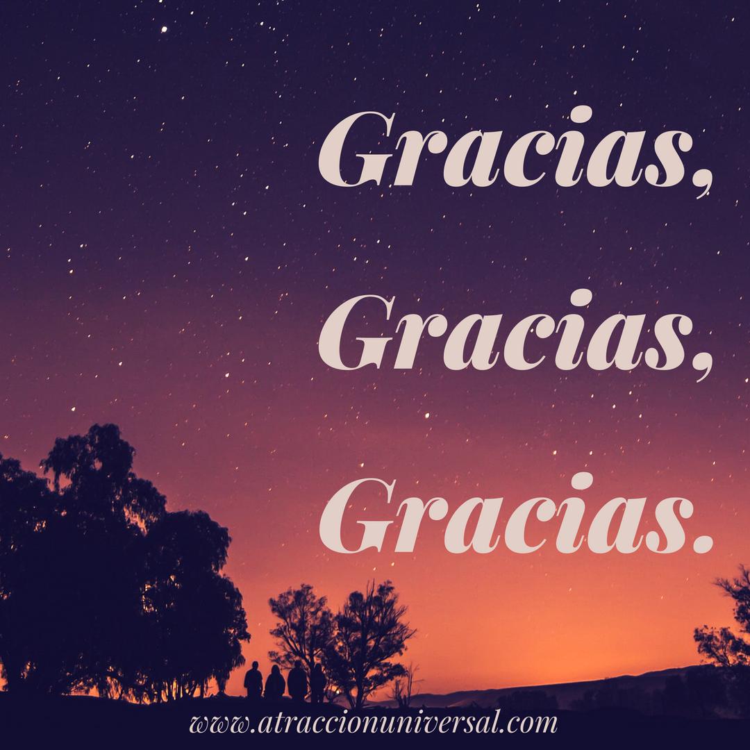 Gratitud Frases Afirmaciones Leydeatraccion Gratitud