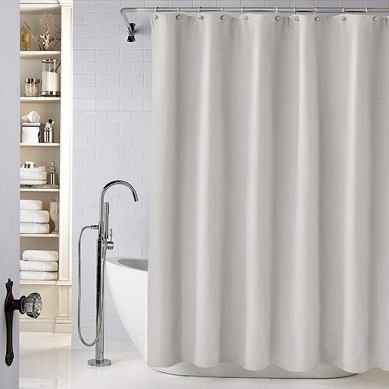 Shower Curtain Lamont Home Diamond Matelasse Light Grey Shower
