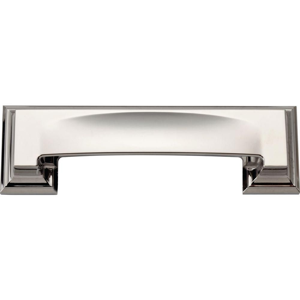 Atlas Homewares Paradigm Collection 5 In. Polished Chrome Cabinet Pull    339 CH
