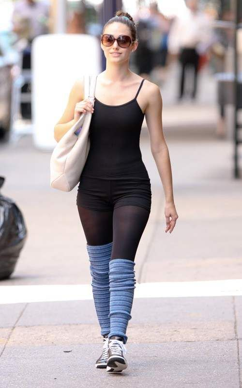 Awesome Celebrity Workouts Celebrities Workouts Warm Outfits Celebrity Workout Clothes Chic Winter Outfits