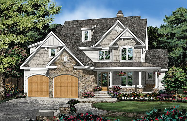 Don Gardner House Plans House Plans With Photos Barn House Plans Building Plans House