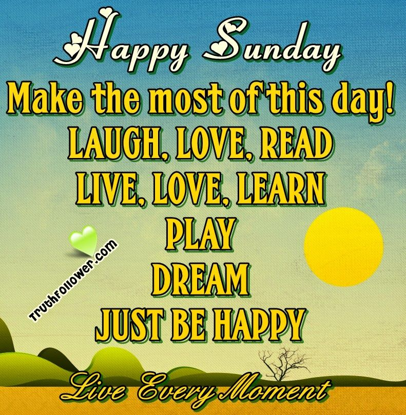 Sunday Morning Quotes U2013 Happy Sunday Wishes, Message, Status Pictures