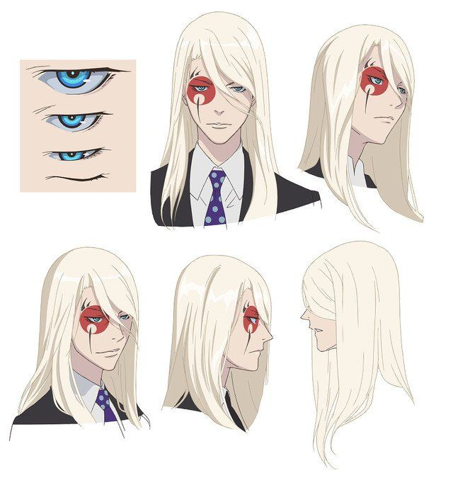 Anime Characters Starting With X : Moetron netflix original anime characters and character