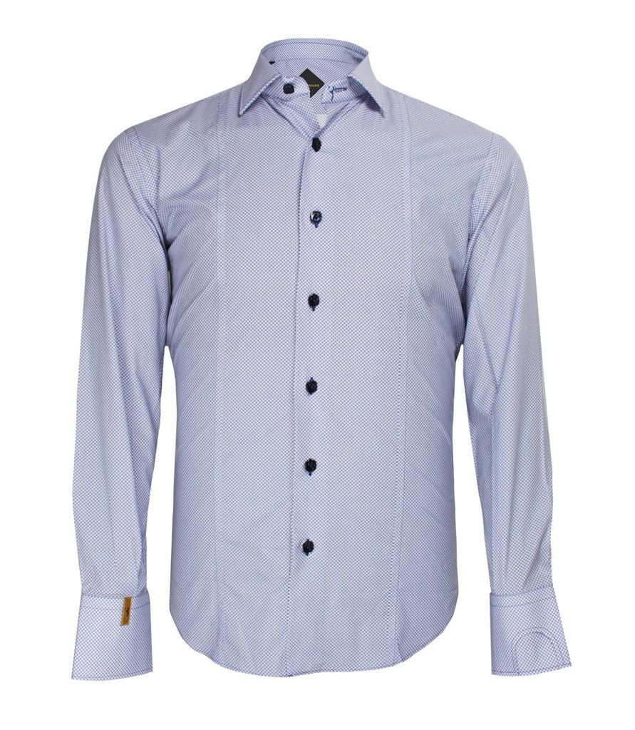 Blue Shirt Corleone A Simple And Clean Shirt By Billionaire