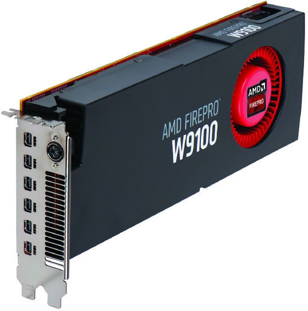 Amd S Flagship Firepro W9100 Graphics Card Boasts 16gb Of Gddr5 Memory Graphic Card Video Card Amd