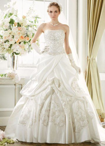 Bridal Gowns with Pick UPS