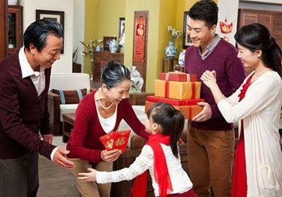 Vietnamese New Year ~ gifts