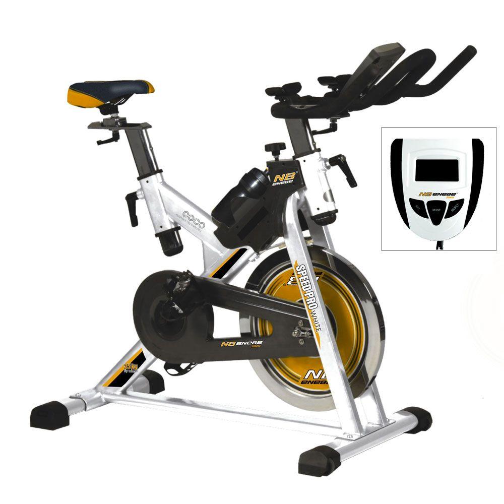 Bicicleta de Spinning y Ciclo Indoor Enebe Fitness Speed Pro ...