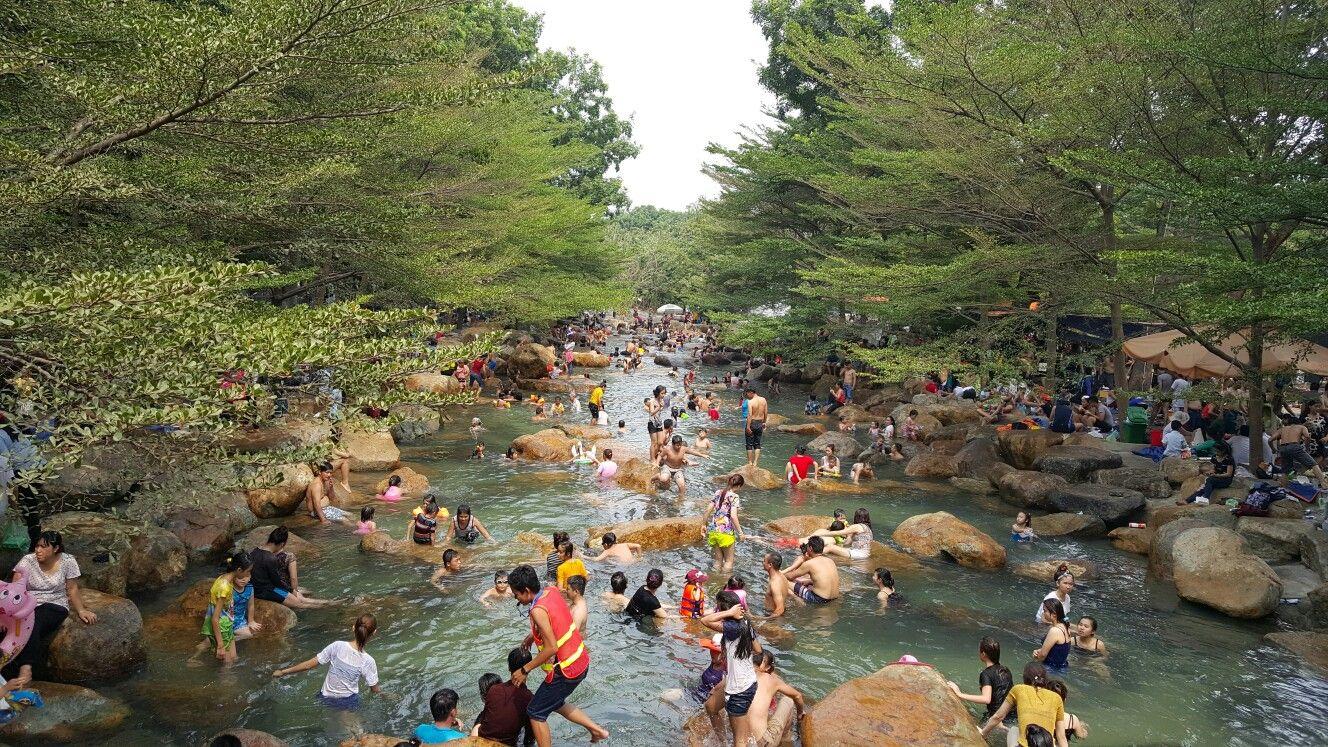 Thuy Chau park , Di An Town , Bình Dương, Việt Nam