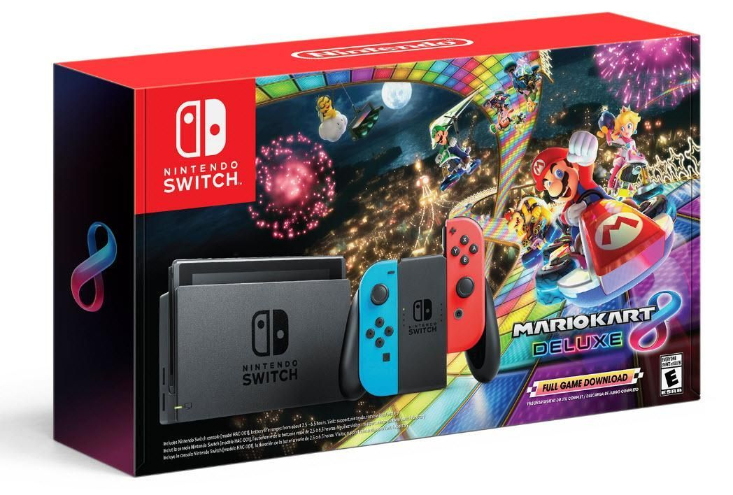 A Warning About Every Nintendo Switch Black Friday Deal In 2019 Nintendo Switch System Mario Kart 8 Mario Kart