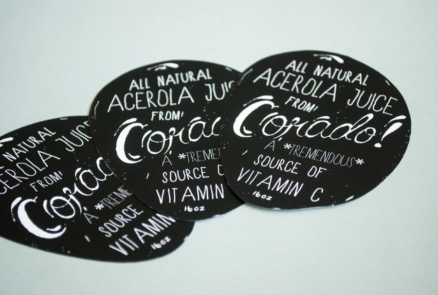 C.R. Dimalla | Corado Acerola Juice