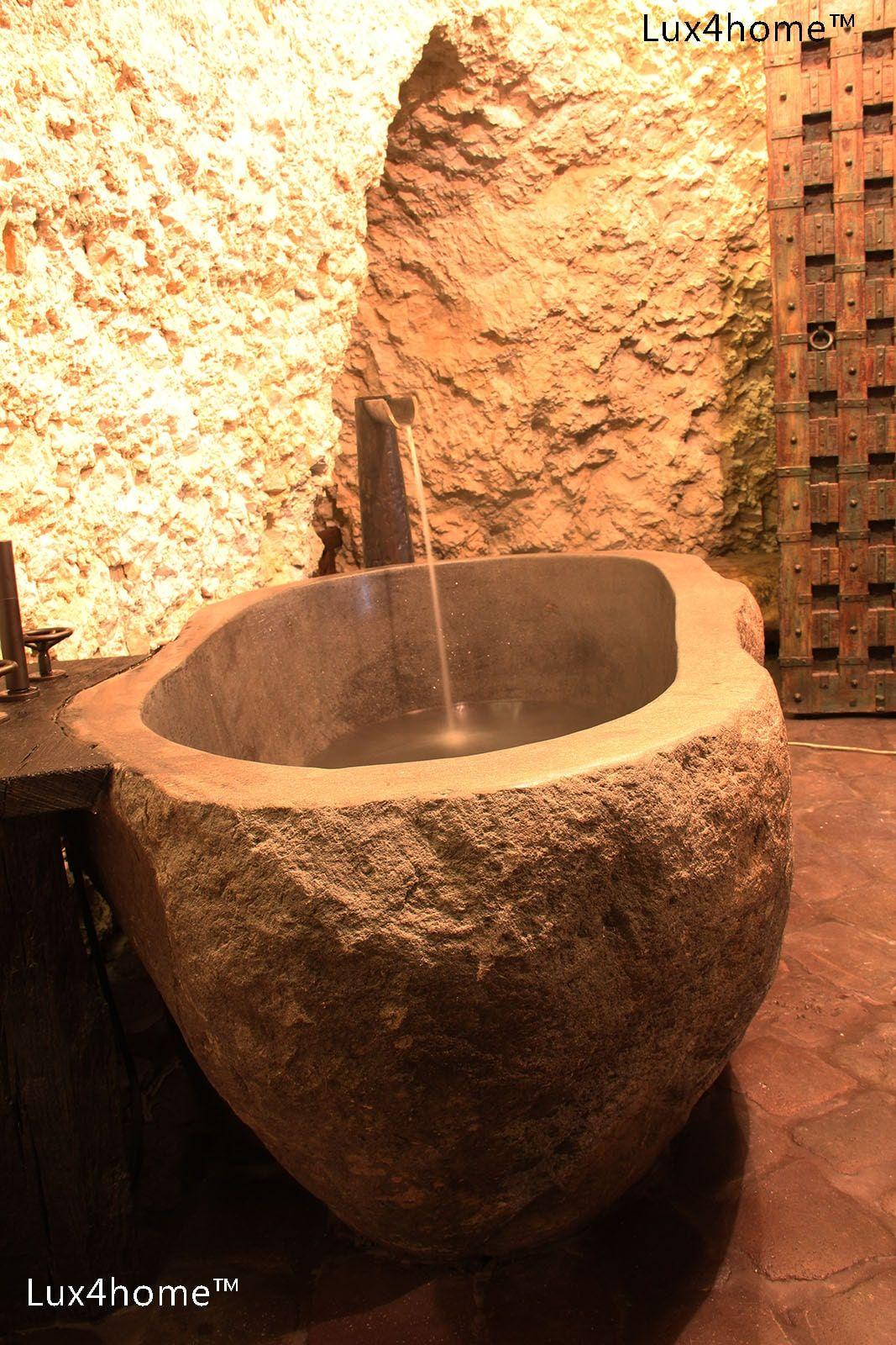 Freestanding Stone Bathtubs For Sale Ideas Stone Bathtub Stone