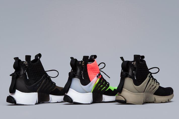 623ce1a14881 ACRONYM x Nike Presto Mid Collection