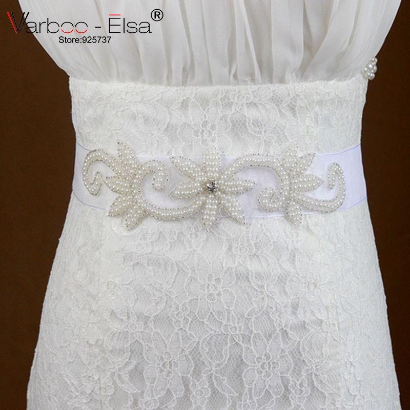 Luxury bling bridal sashes fashion wedding dress accessories belt ...