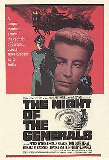Watch The Night of the Generals Full-Movie Streaming