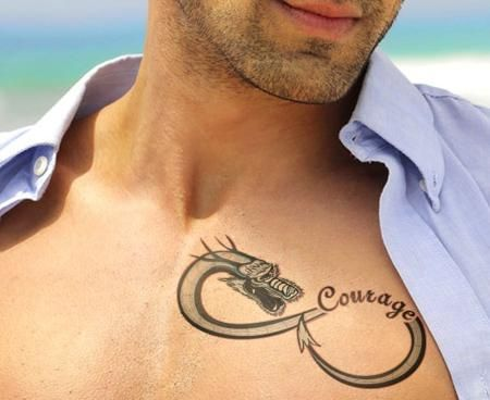 11 Really Awesome Infinity Symbol Tattoo Designs Tattoo Infinity