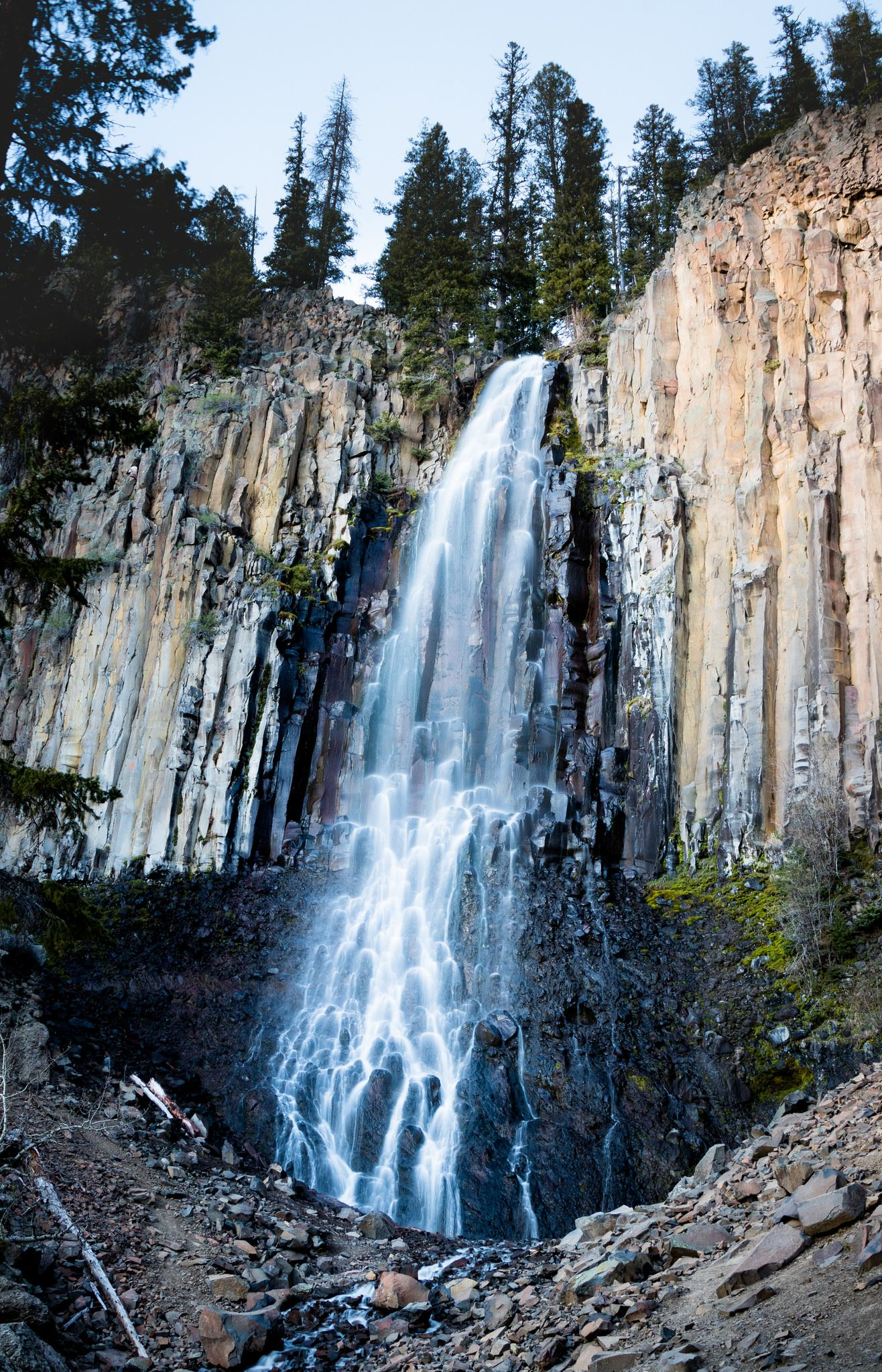 Palisade Falls Montana Travel Usa Travel Destinations Bozeman
