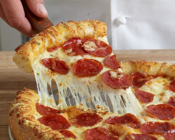 Domino's Creates Voice App for Ordering Pizza #dominos #pizza #app #cheesy #fastfood