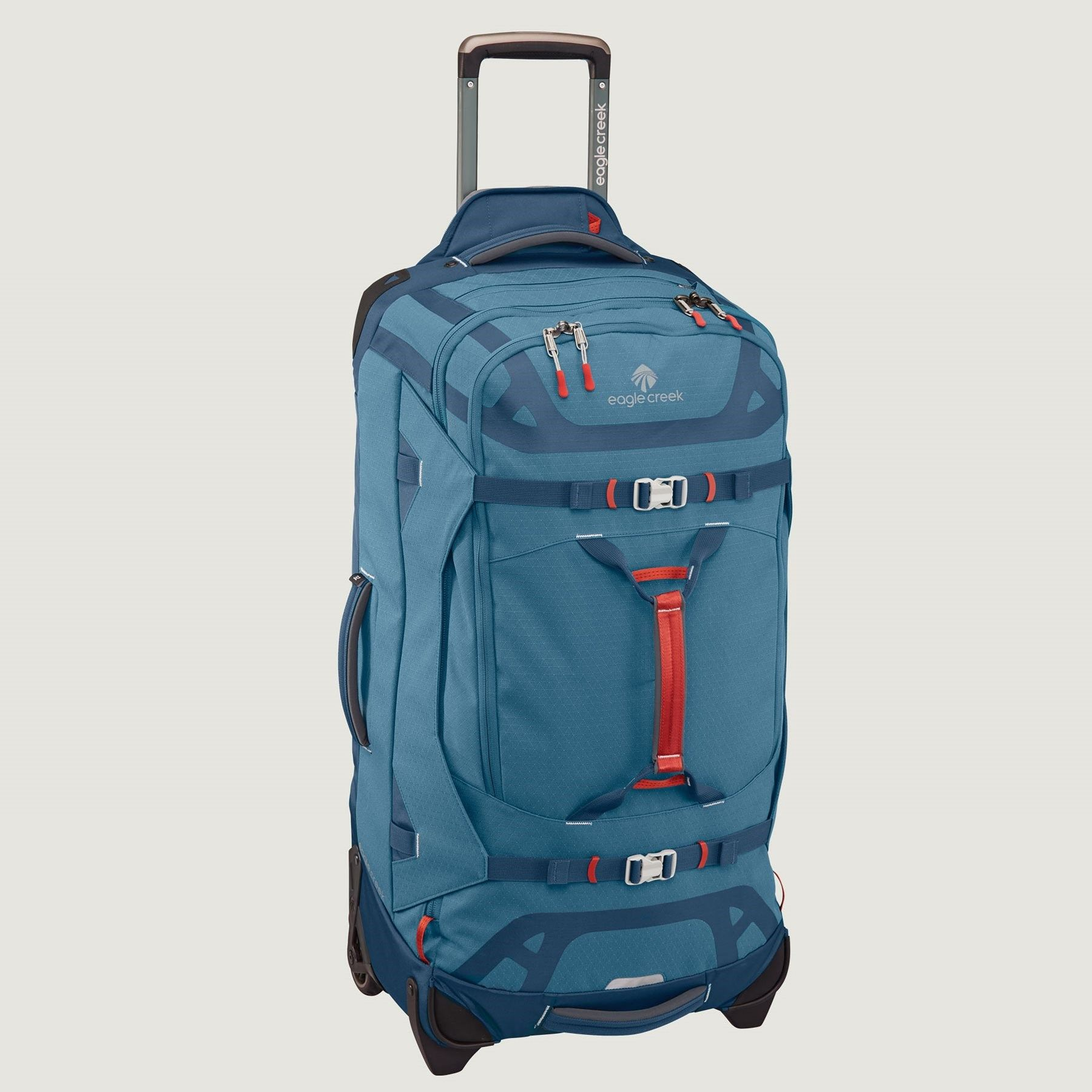 1aed5f6a57f8 High Sierra Adventure Access 32 Inch Wheeled Duffel With Backpack Straps