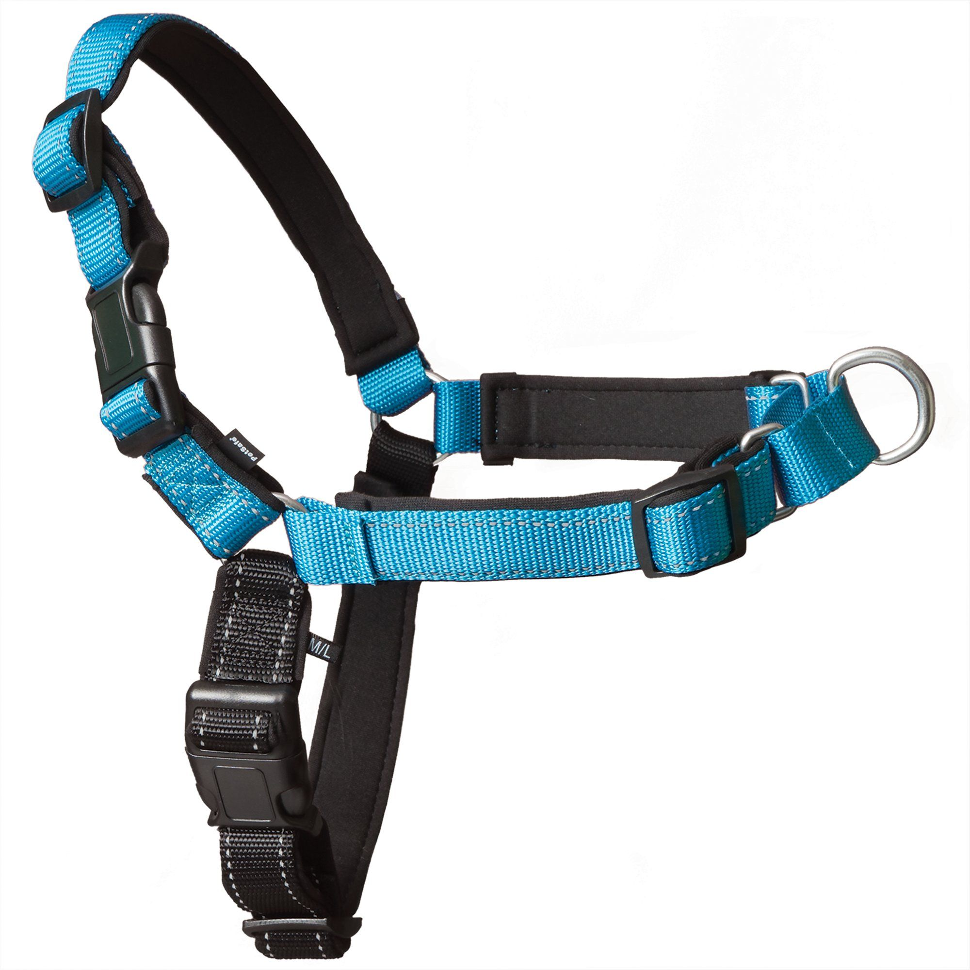 Petsafe Deluxe Easy Walk Harness In Ocean Medium Wild Bird Food Walking Gentle Leader