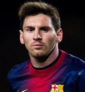 Fußballer Frisuren Lionel Messi Trend Haare Männer Frisuren